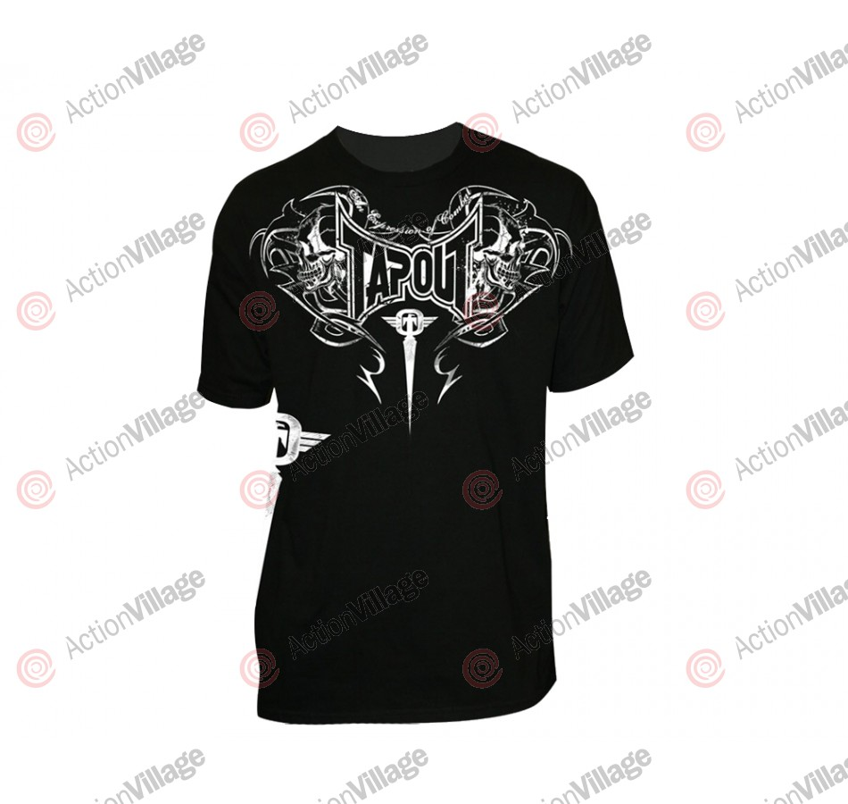 Tapout T-Shirt Gen - Black