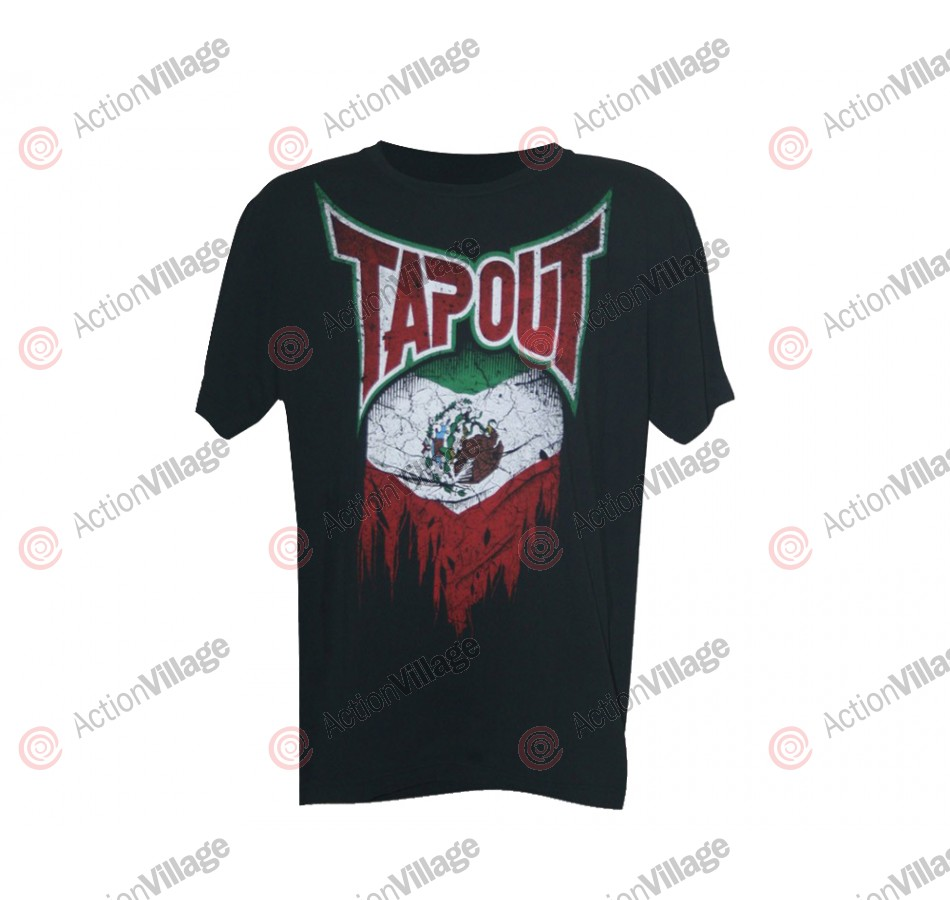 Tapout T-Shirt World Collection - Mexico