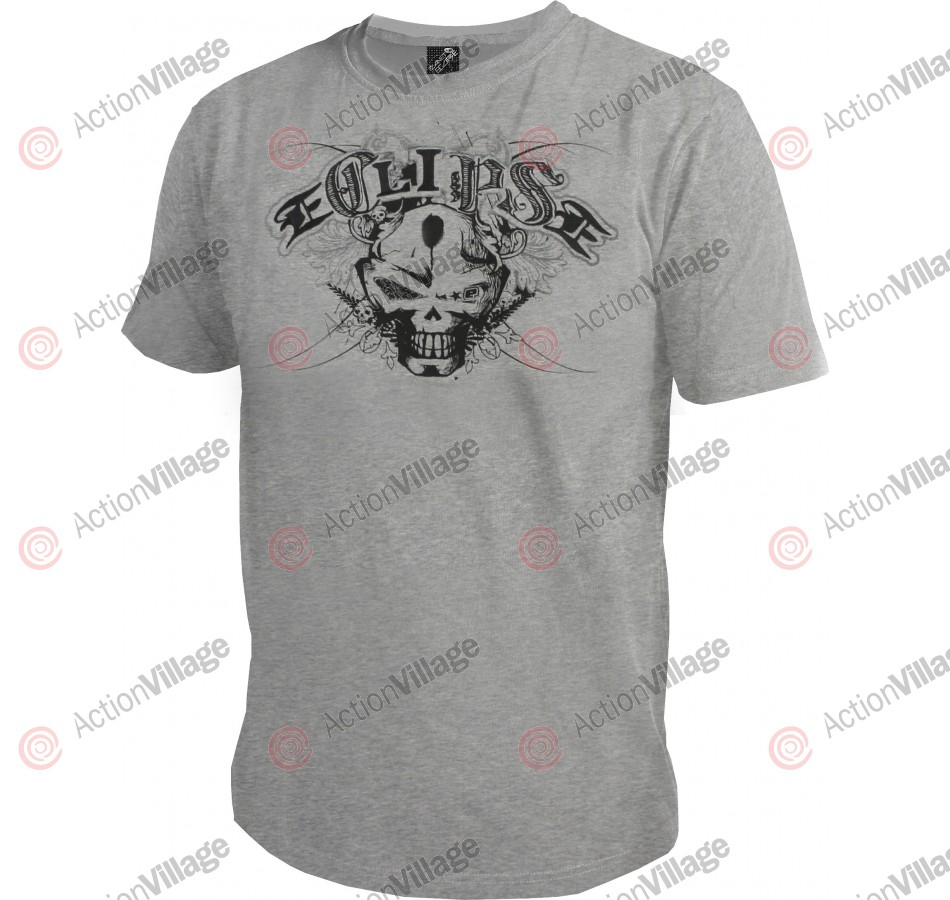 Planet Eclipse Men's Morg T-Shirt - Grey