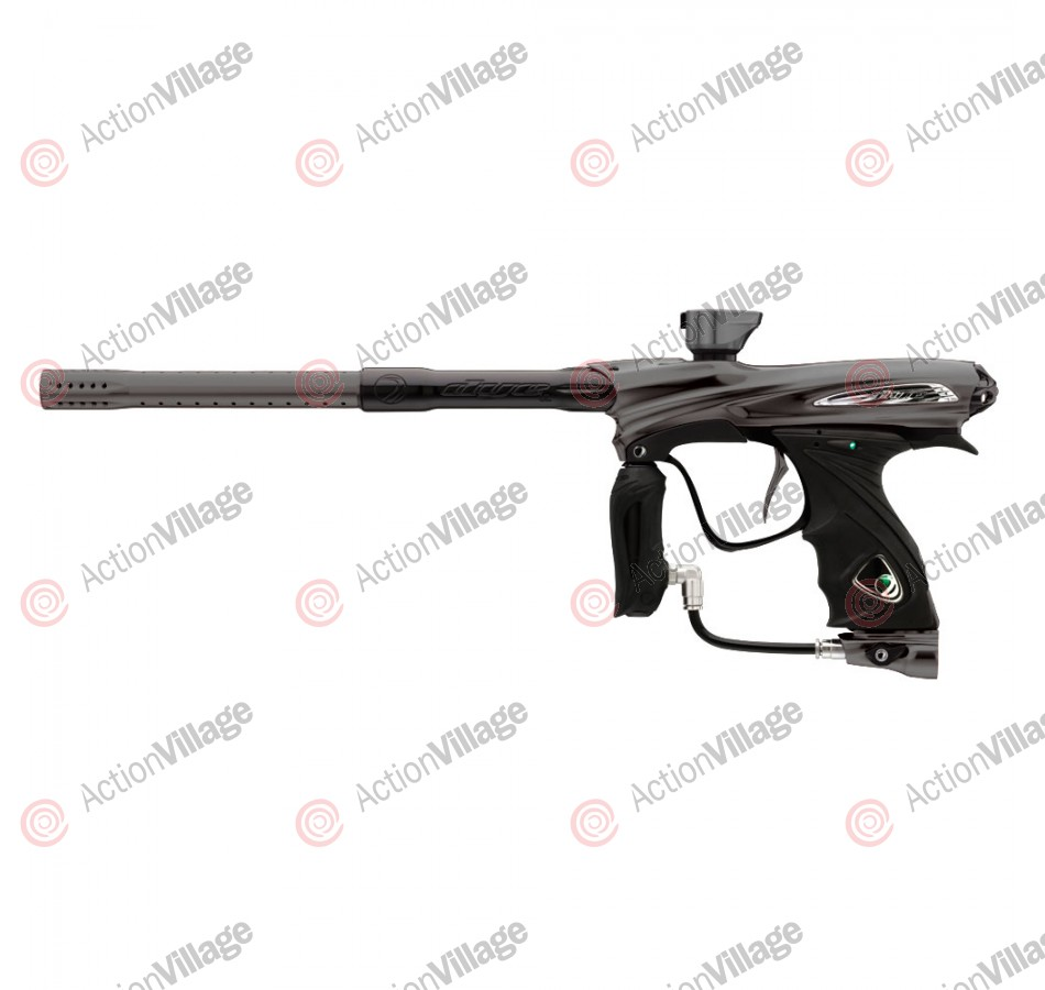DYE NT11 Paintball Gun - Graphite/Black