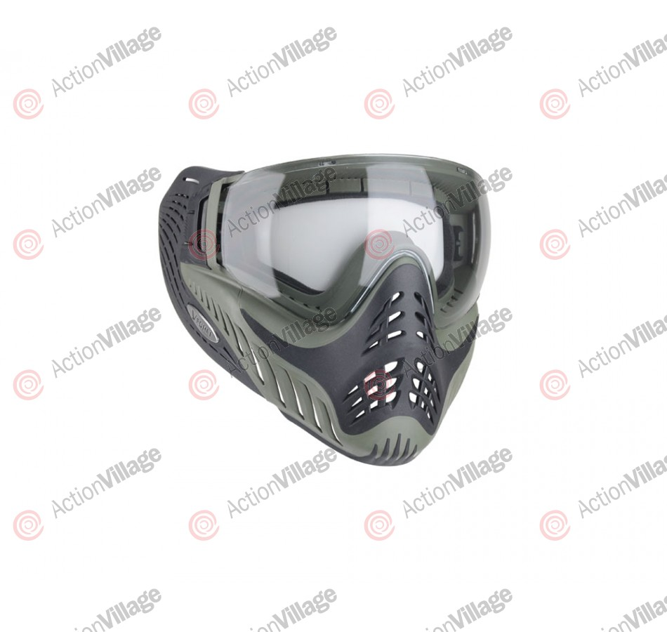 V-Force Profiler Paintball Mask - Olive Drab