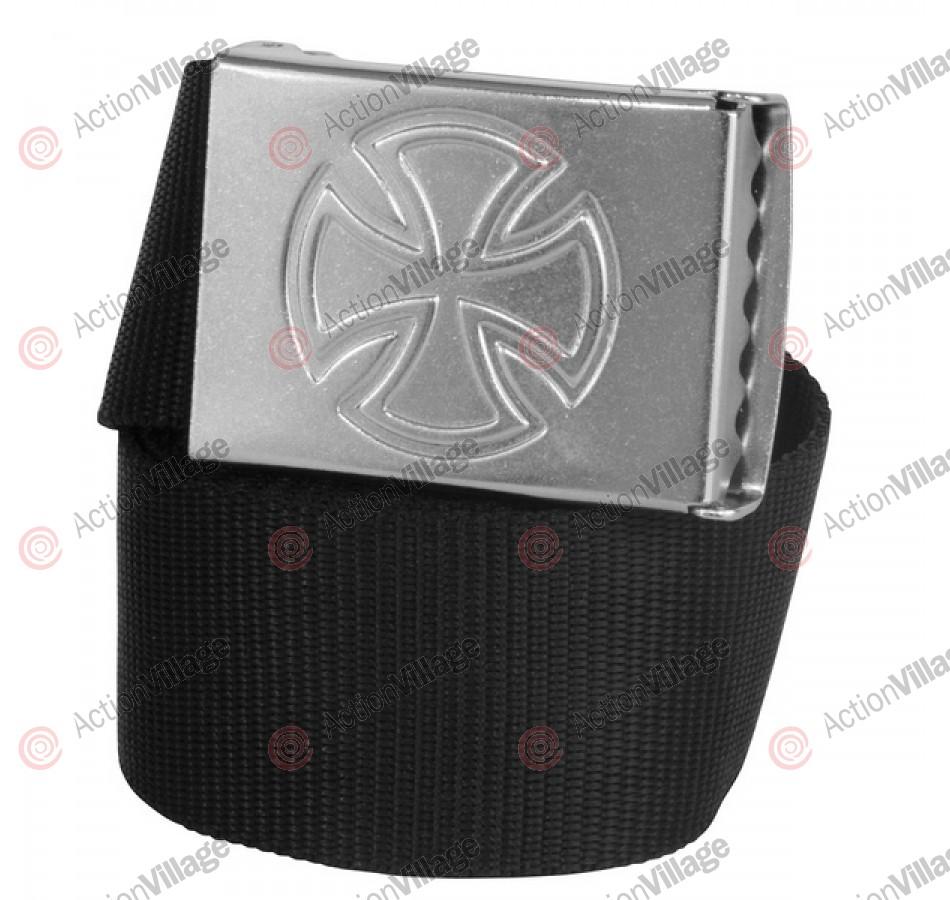 Independent Solo Web Belt Black OS Unisex - Belt