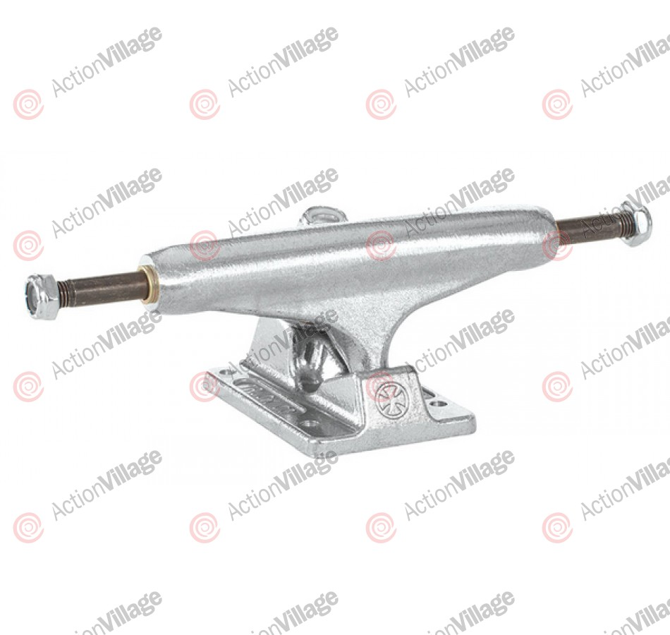 Independent 139 Stage 11 Silver/Silver Low - Skateboard Trucks