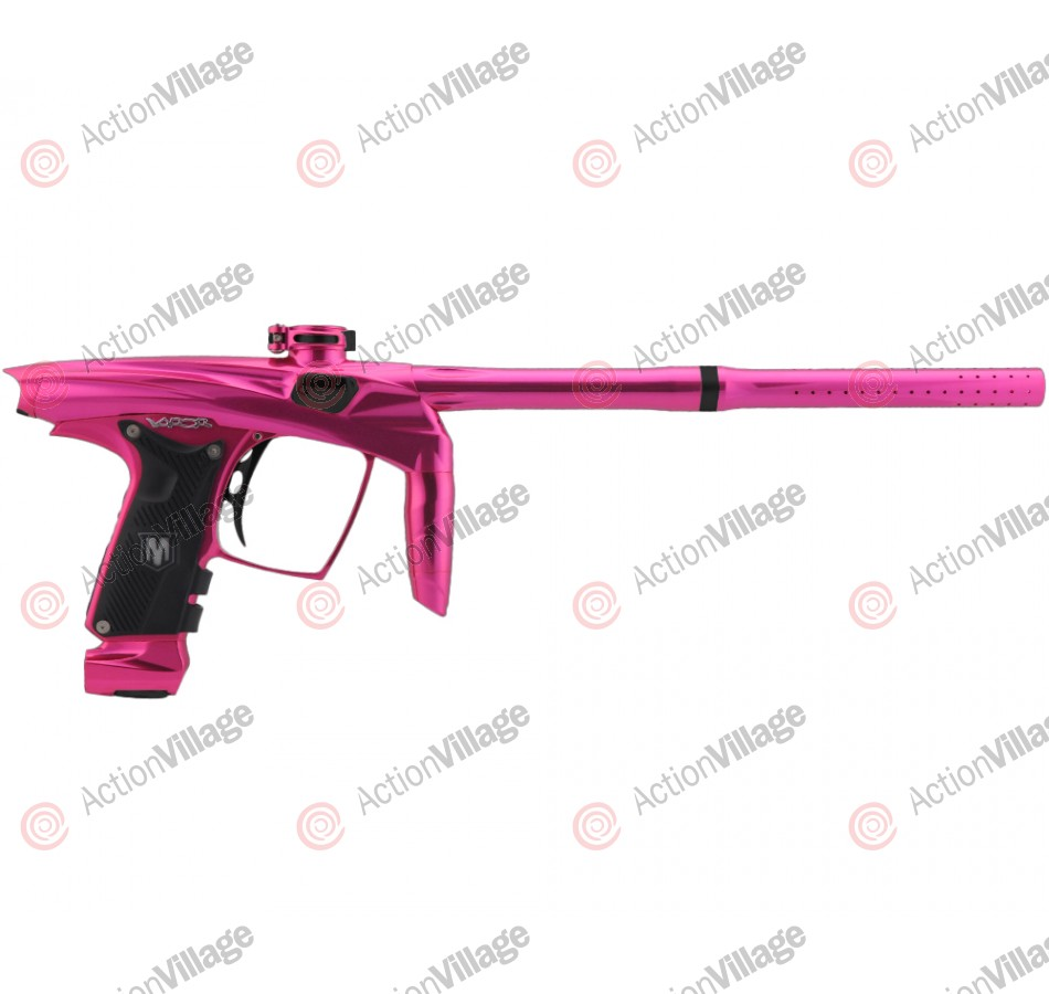 Machine Vapor Paintball Gun - Pink w/ Black Accents