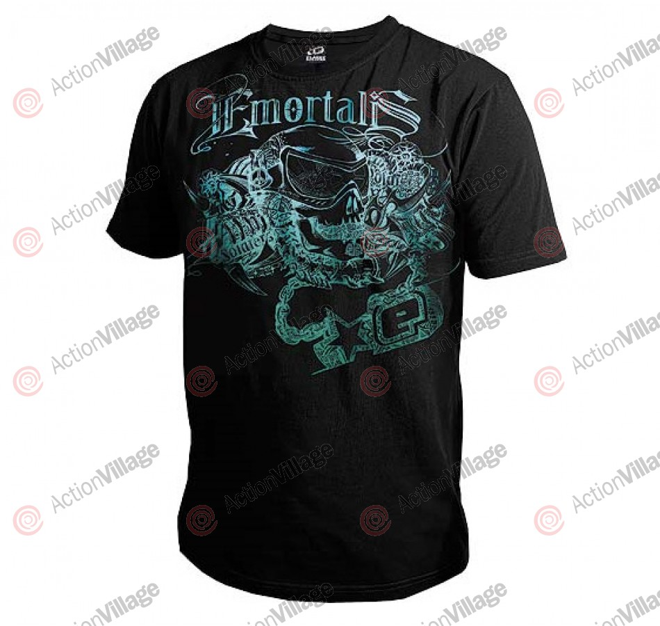 Planet Eclipse Men's 2011 Soldier T-Shirt - Black