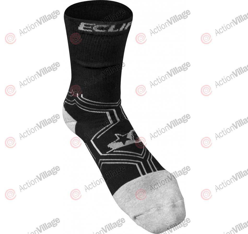 Planet Eclipse Hex Socks - Black