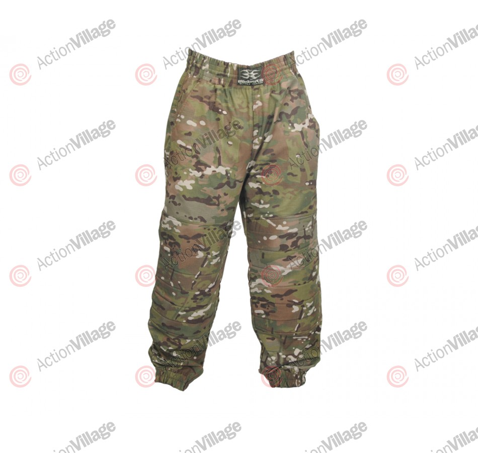 2013 Empire Battle Tested Freedom THT ETACS Paintball Pants - Camo