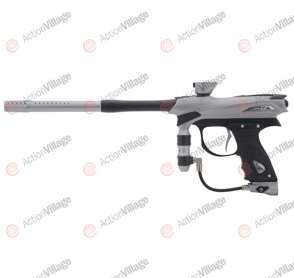 2012 Proto Reflex Rail Paintball Gun - Grey/Black Dust