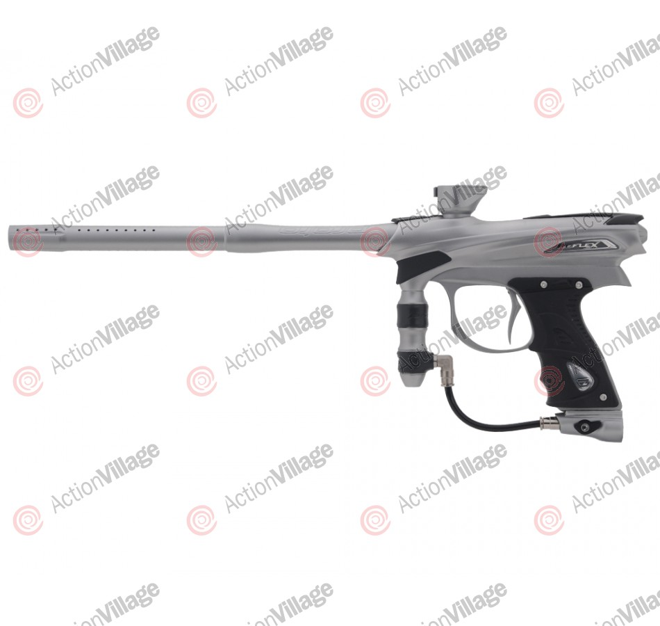 2012 Proto Reflex Rail Paintball Gun - Grey/Grey Dust