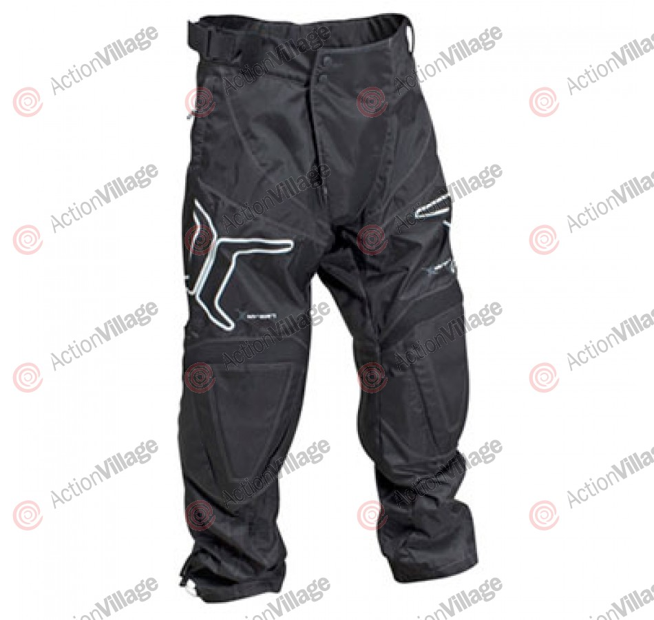 Invert 2011 Prevail ZE Paintball Pants - Black