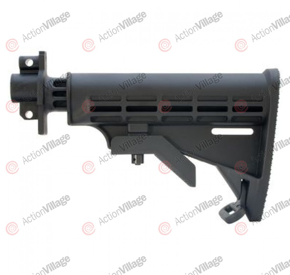 Rap4 Carbine Buttstock (Metal) for Tippmann X7