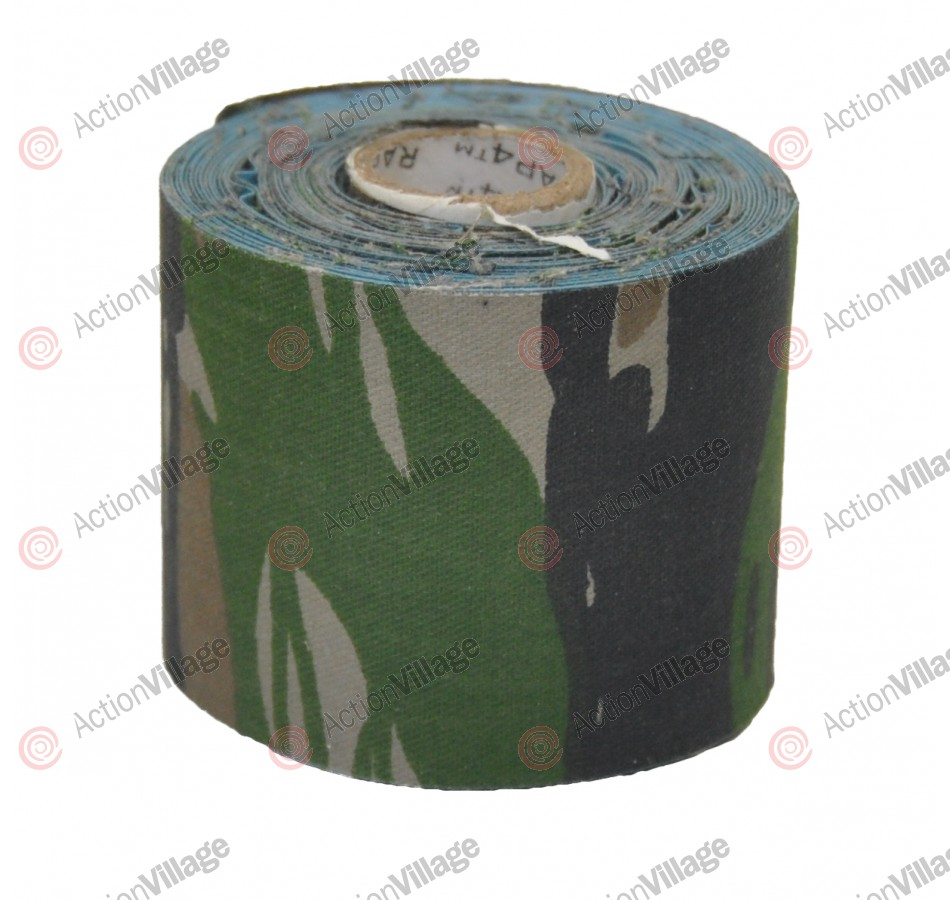 RAP4 Cotton Camouflage Tape - Tiger Stripe