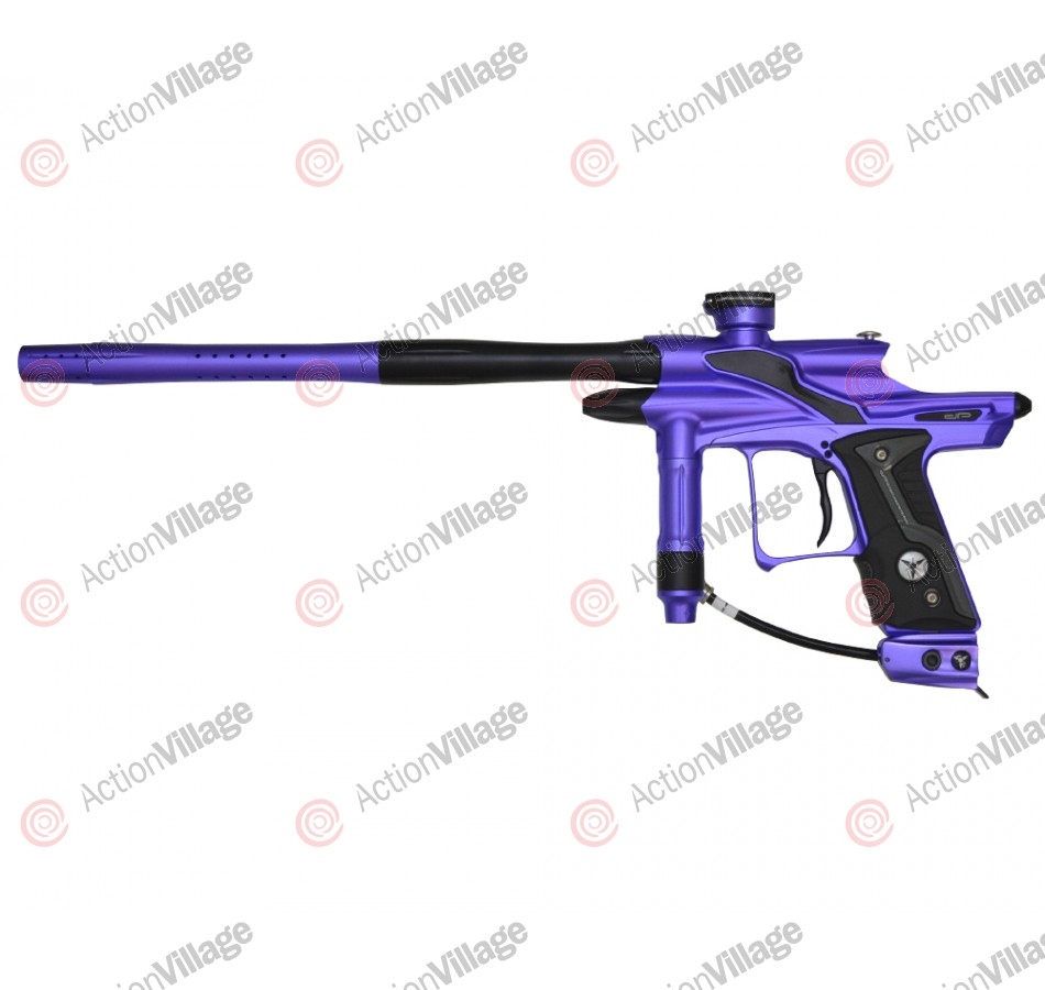 Dangerous Power Fusion FX Paintball Gun - Purple/Black