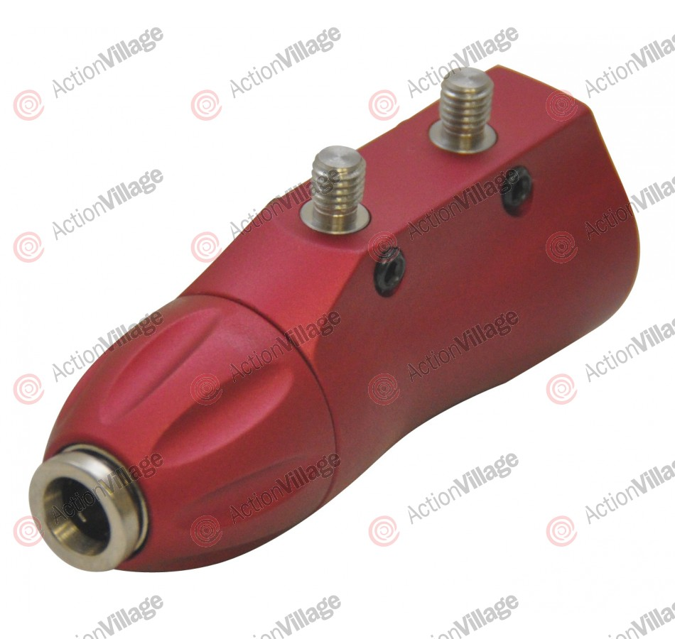 Bob Long Gear Drive Xpress Mount On/Off ASA - Dust Red