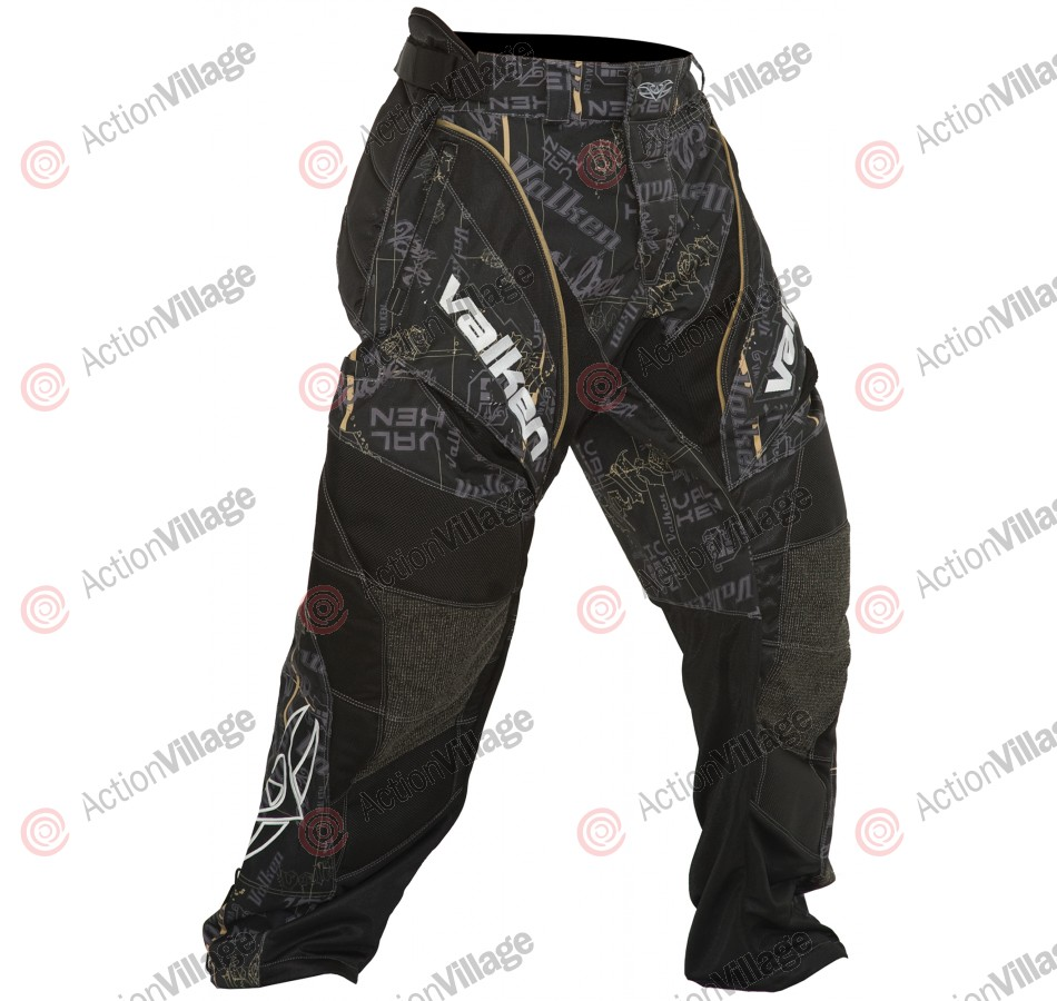 2011 Valken Redemption Paintball Pants - Branded