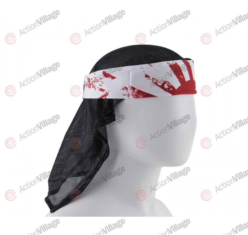 HK Army Headwrap - Rising Sun
