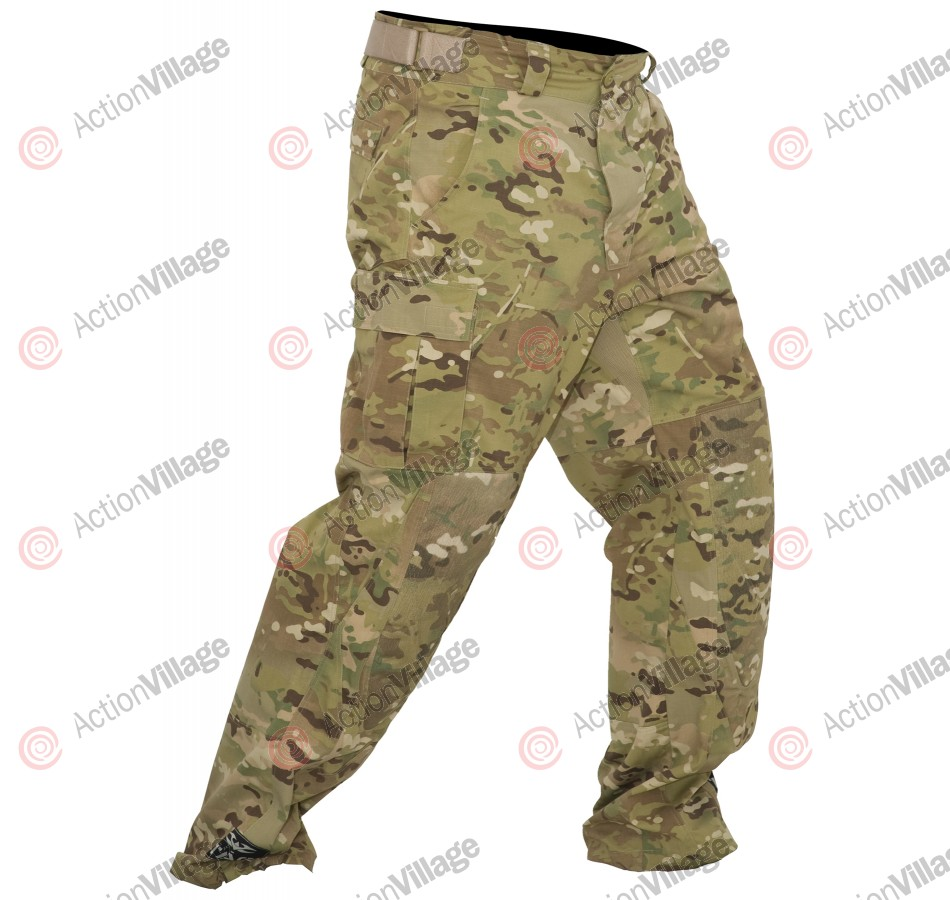 Valken V-Tac Sierra Paintball Pants - V-Cam