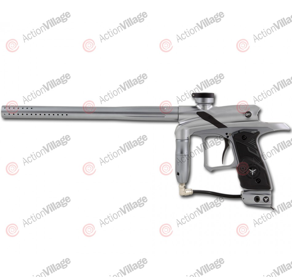 Dangerous Power G4 Paintball Gun - Grey w/ Black