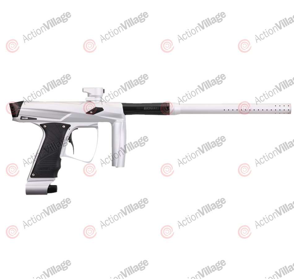 MacDev Clone GT Paintball Gun - Silver/Black