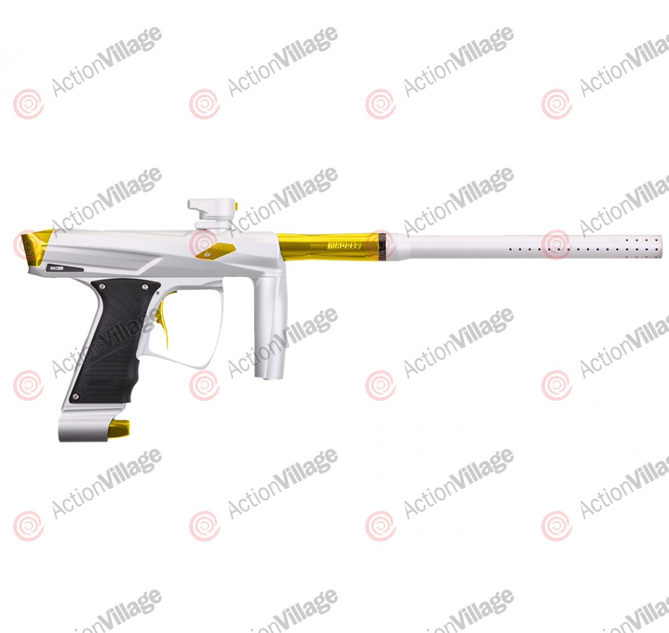 MacDev Clone GT Paintball Gun - Silver/Gold