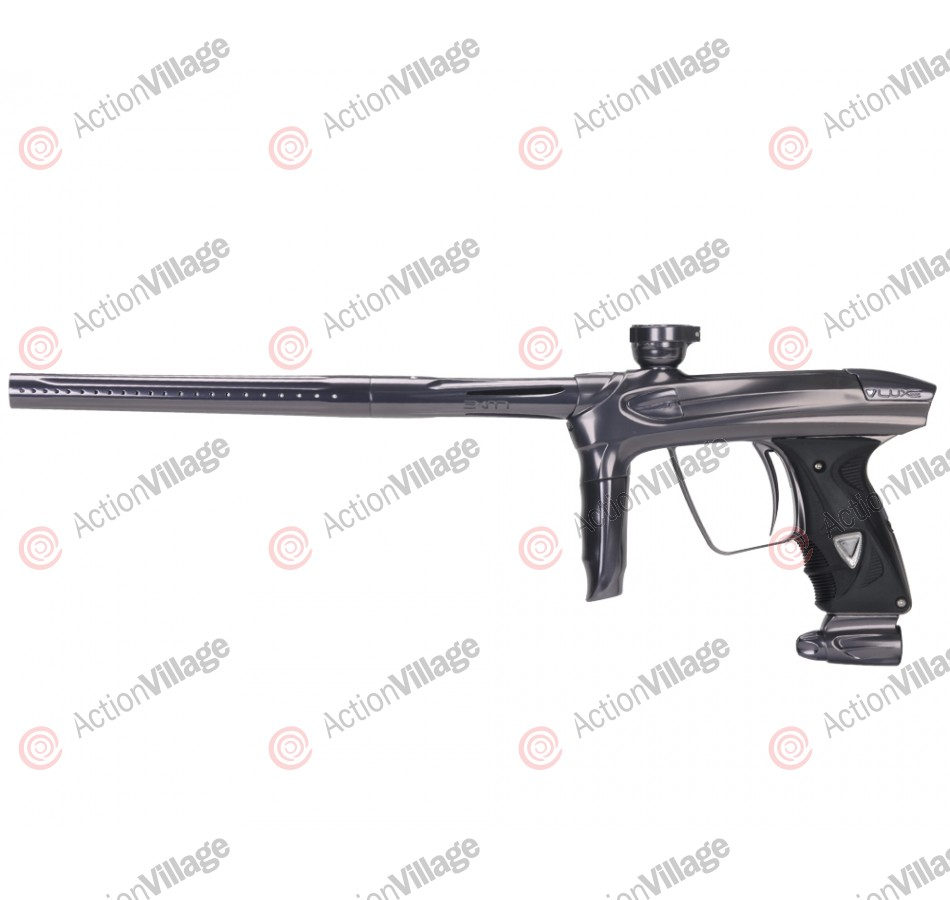 DLX Luxe 2.0 Paintball Gun - Pewter