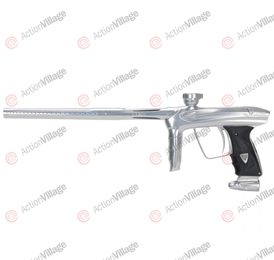 DLX Luxe 2.0 Paintball Gun - Clear