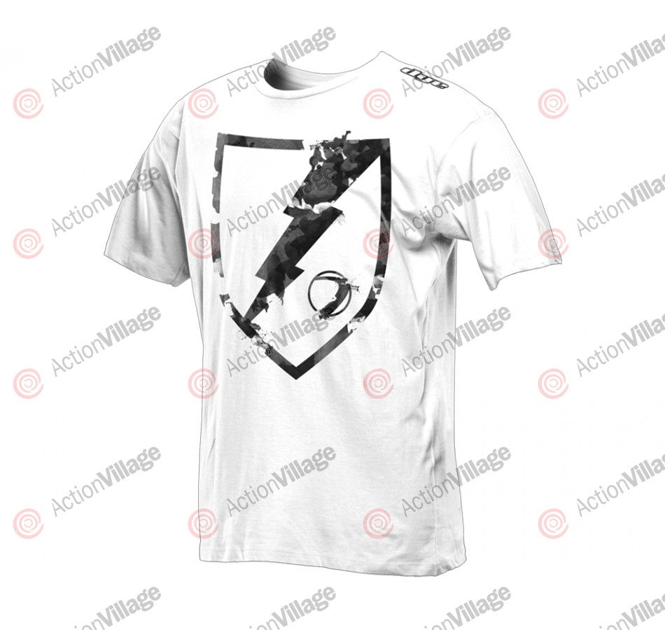 2012 Dye Thunder T-Shirt - White