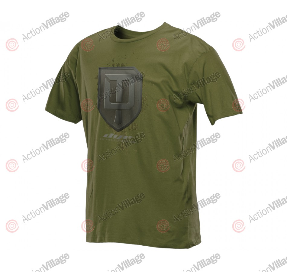 2012 Dye Tactical T-Shirt - Army Green