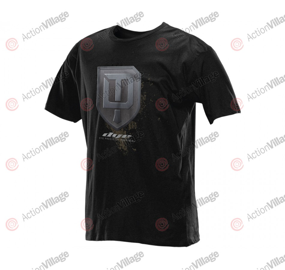 2012 Dye Tactical T-Shirt - Black