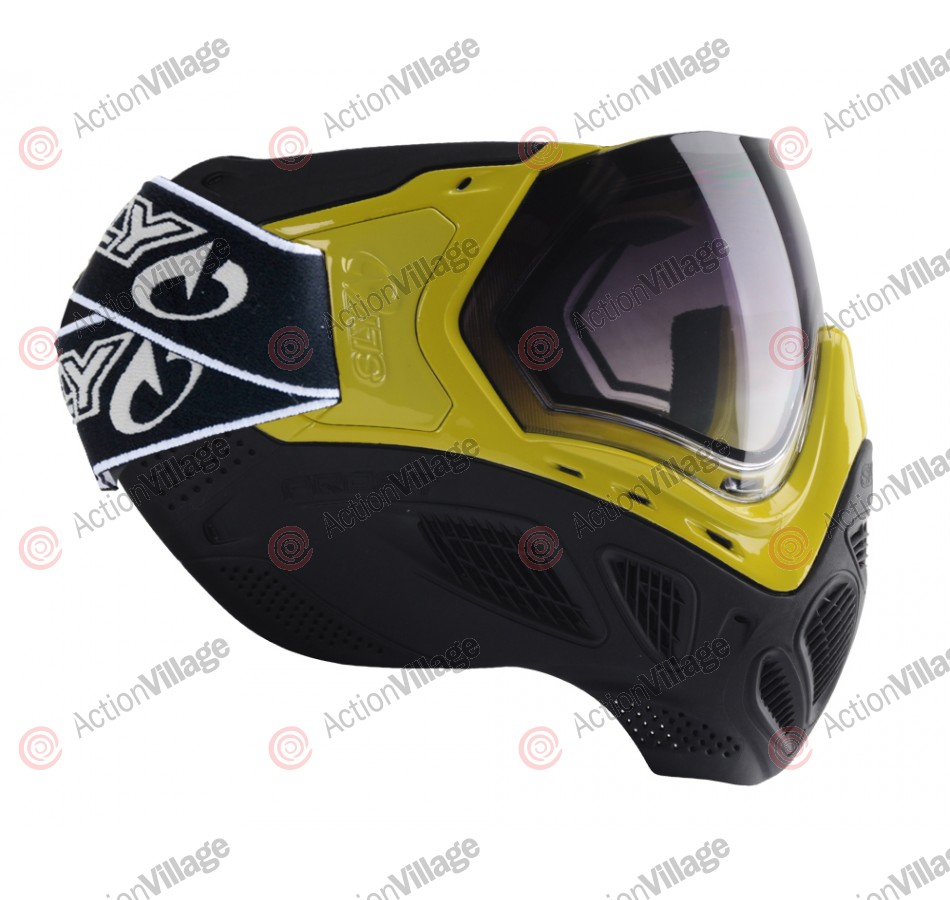 Sly Paintball Mask Profit Series - Neon Yellow