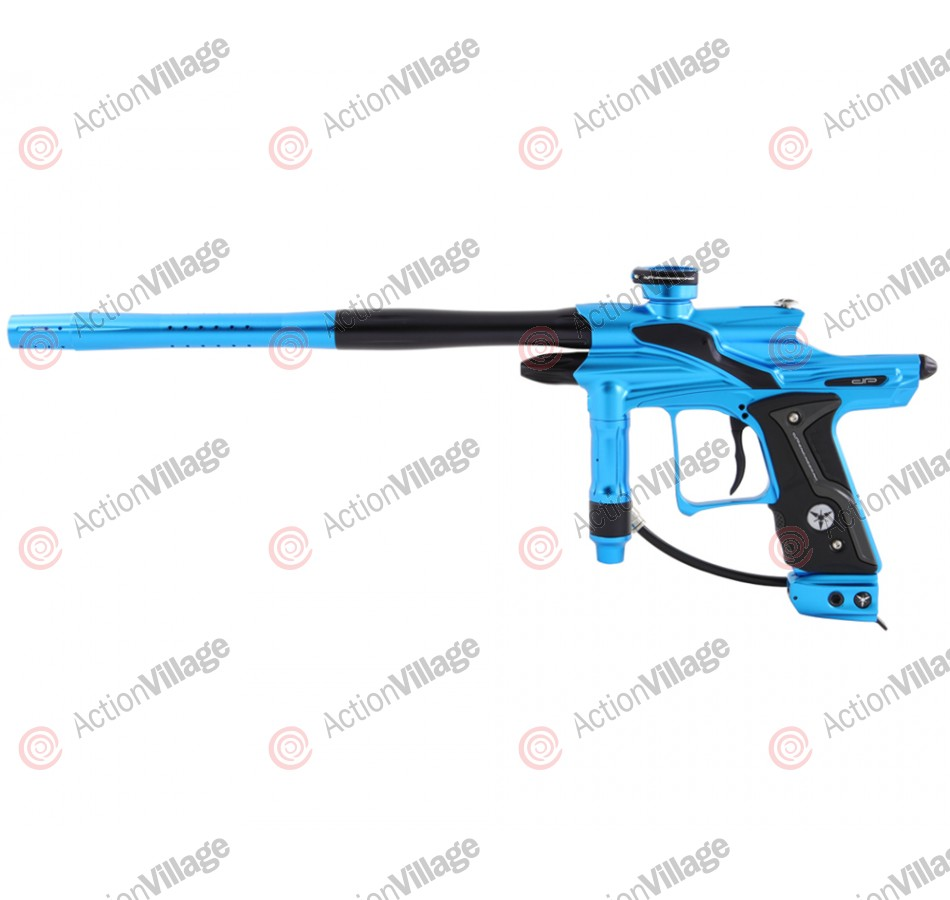 Dangerous Power Fusion FX Paintball Gun - Teal/Black