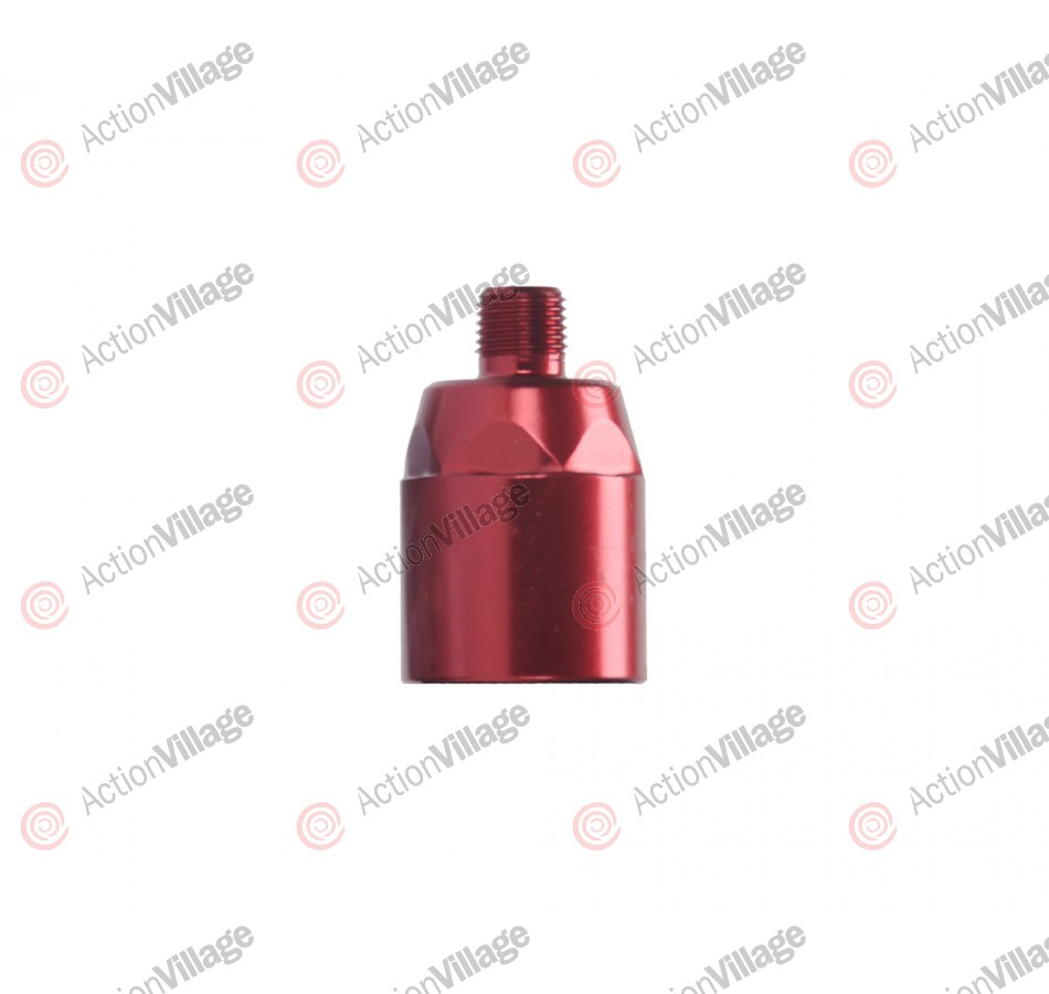 Shocktech Mini Autococker Vertical Adapter - Red