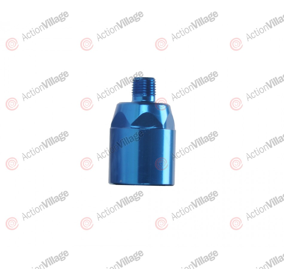 Shocktech Mini Autococker Vertical Adapter - Blue