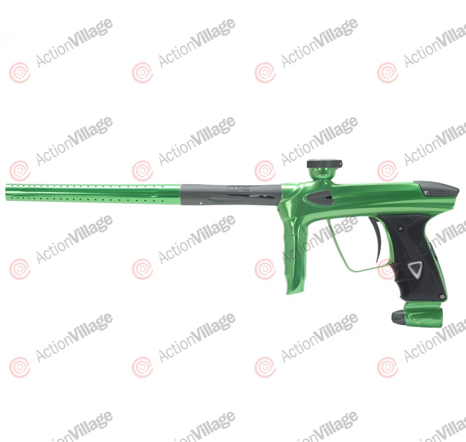 DLX Luxe 2.0 Paintball Gun - Slime Green/Dust Titanium