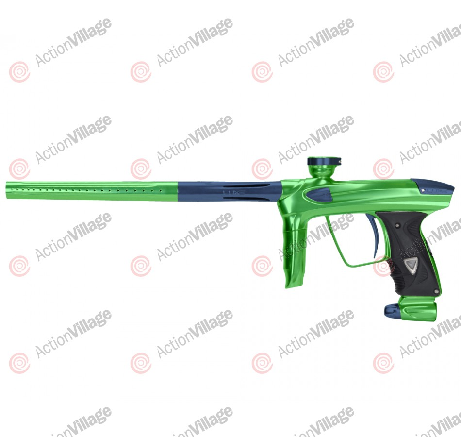 DLX Luxe 2.0 Paintball Gun - Slime Green/Gun Metal