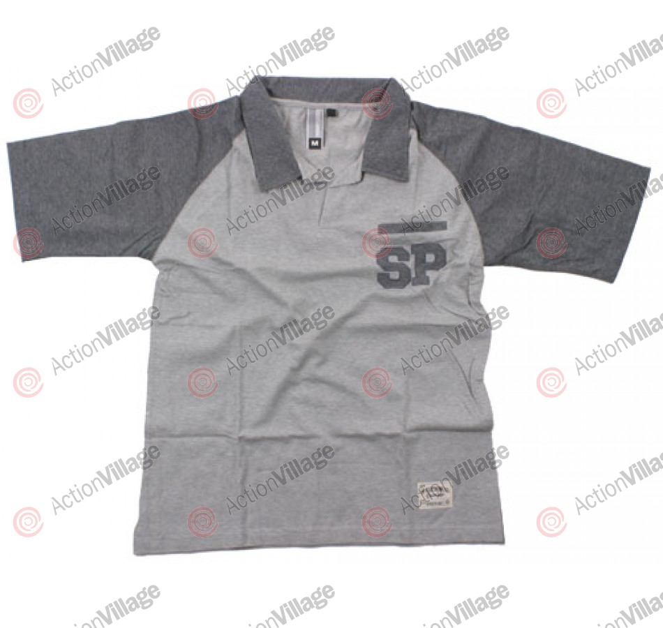 Smart Parts Polo T-Shirt - Grey