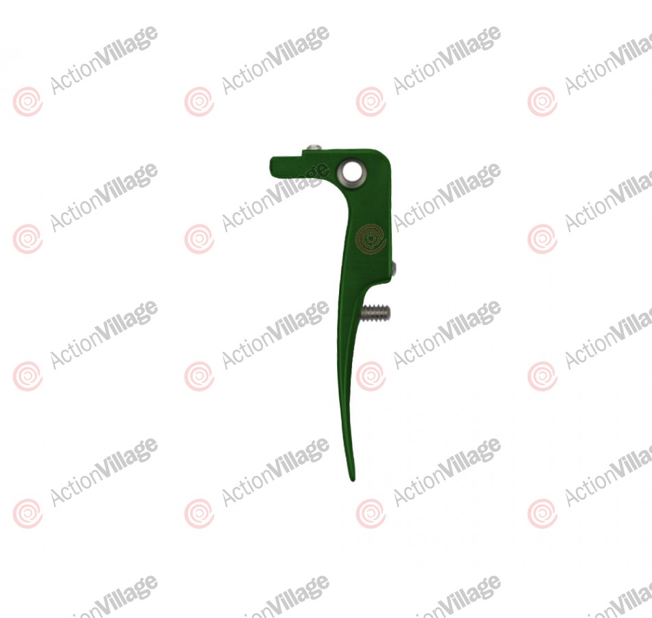 Custom Products Spyder VS1/VS2 Sling Trigger - Green