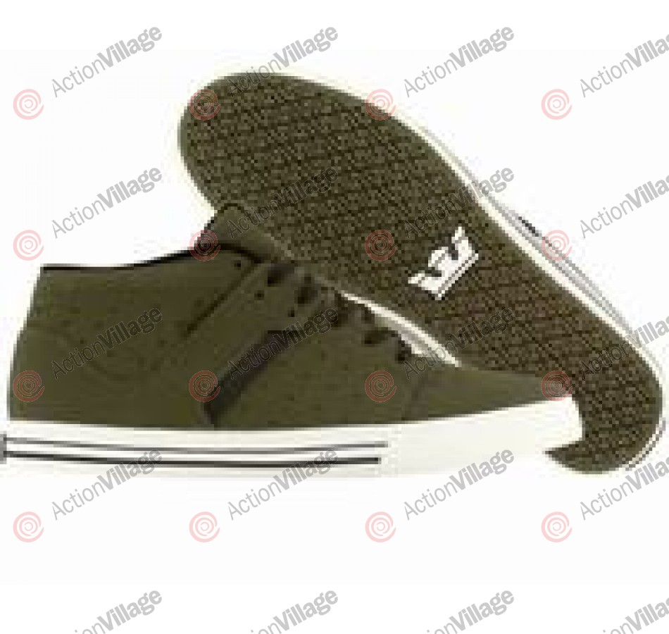 Supra EE Diablo 1.5 - Men's Shoes TUF Green - Size 4