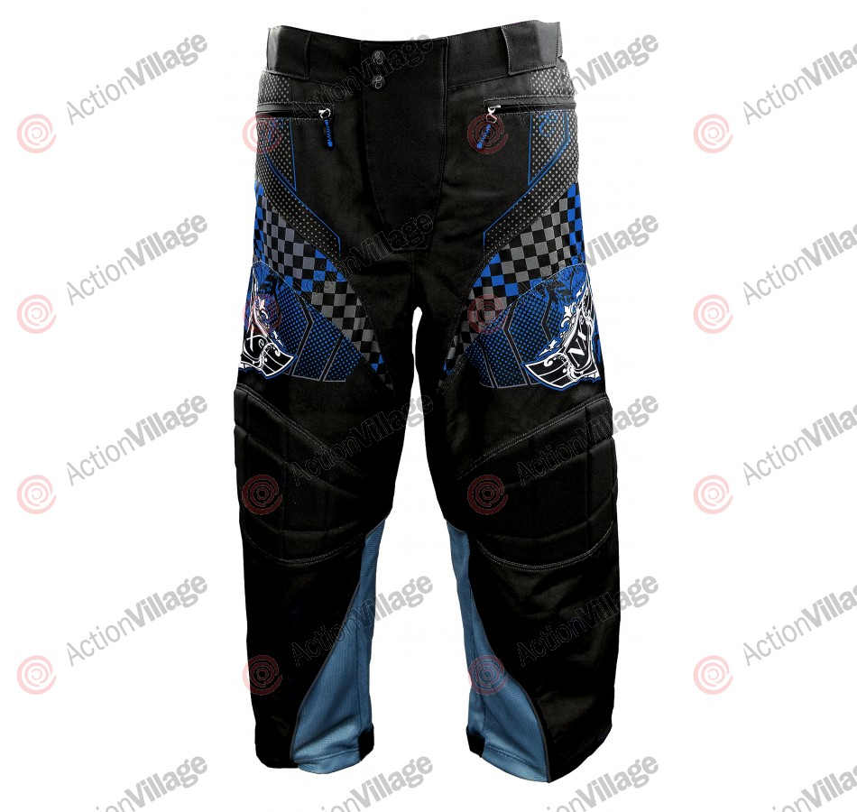 NXe 2011 Elevation Series Paintball Pants - Blue