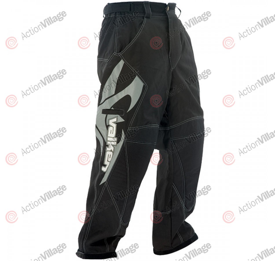 2012 Valken Fate Paintball Pants - Black