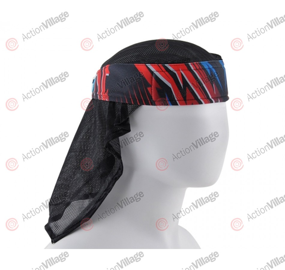 HK Army Headwrap - Tazzed Patriot