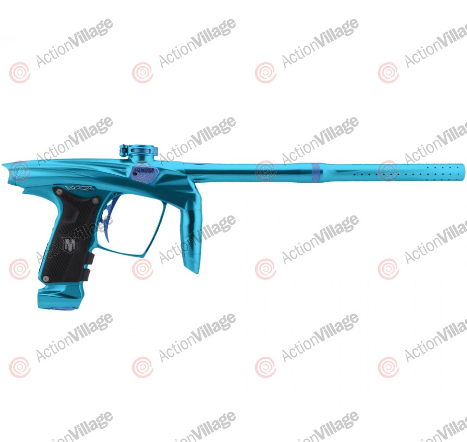 Machine Vapor Paintball Gun - Teal w/ Blue Accents