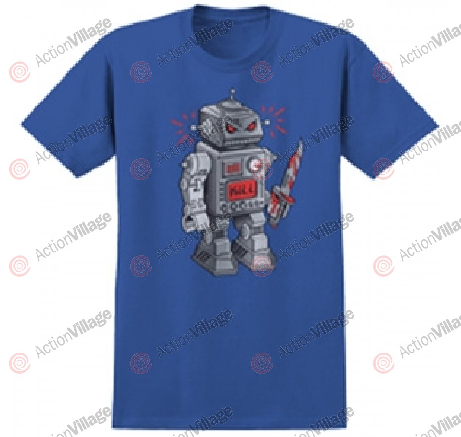 Real Killbot - Royal Blue - T-Shirt