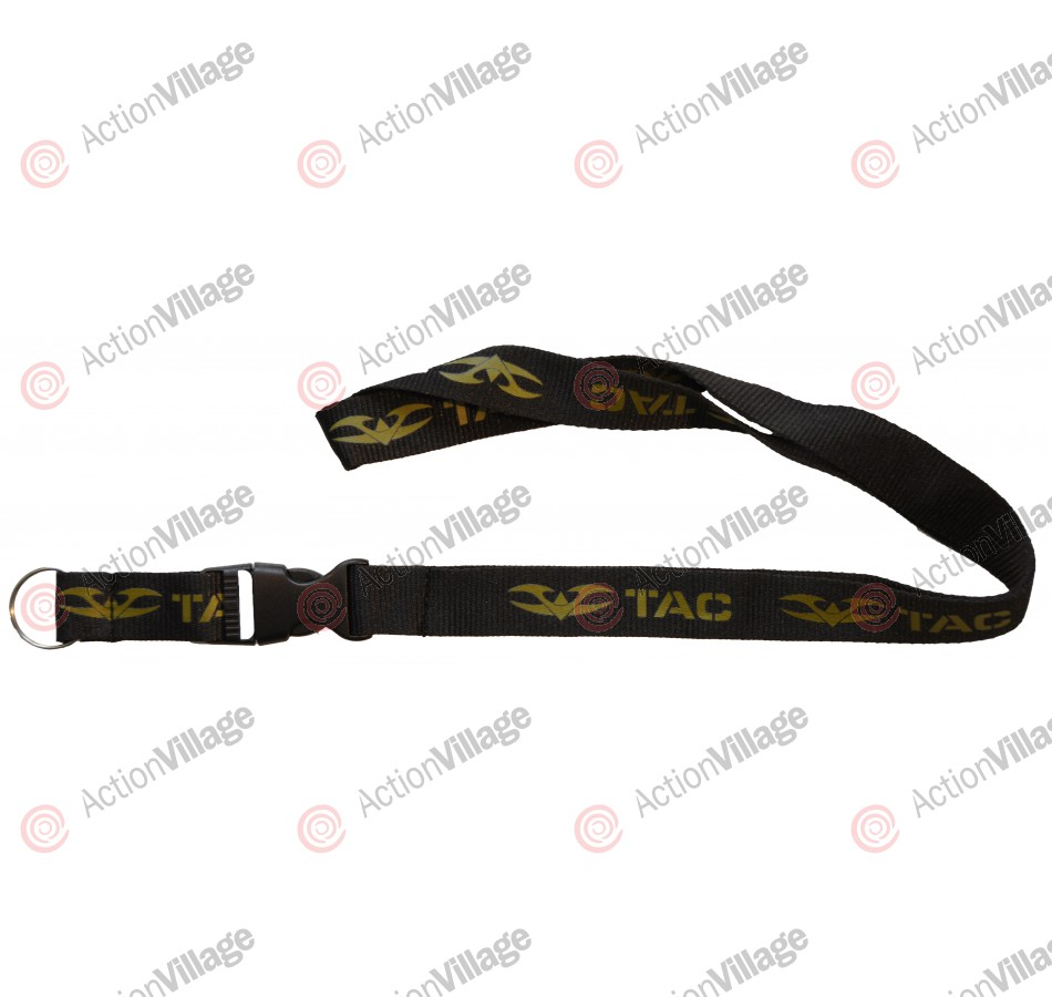 Valken V-Tac Paintball Lanyard - Black