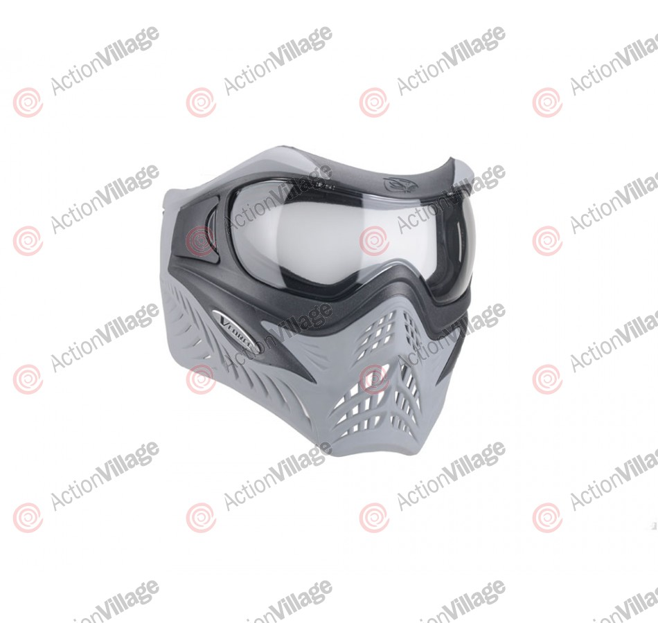 V-Force Grill Paintball Mask - Charcoal