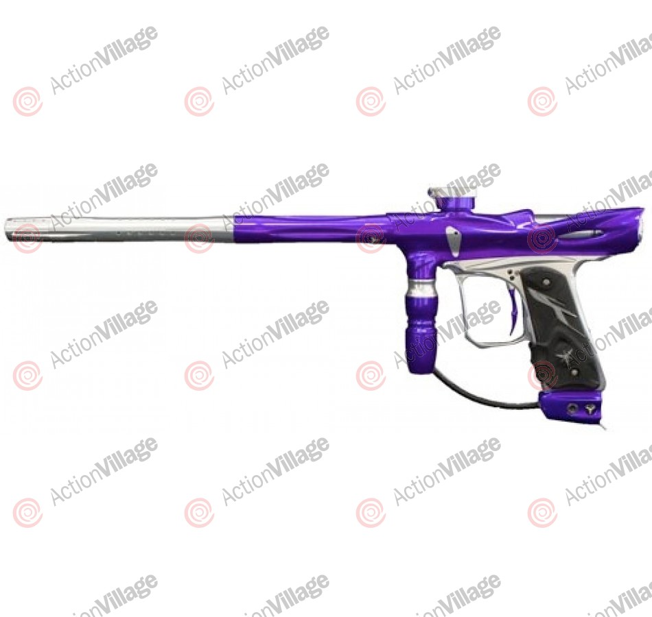 Dangerous Power Rev-i Paintball Gun - Violet