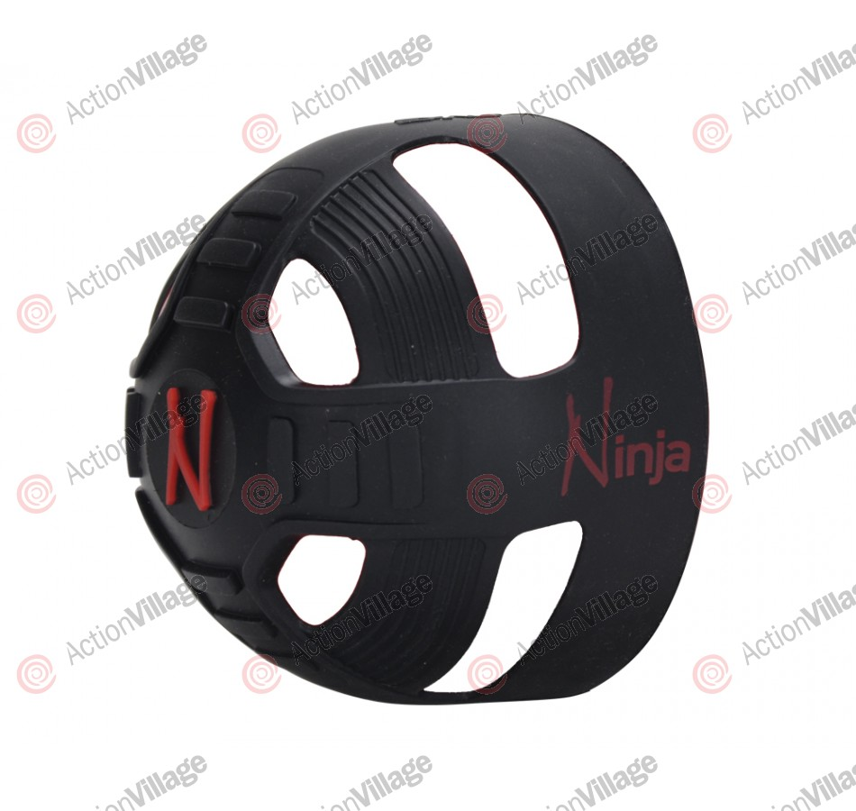 Ninja 2011 Tank Butt Cover - Black