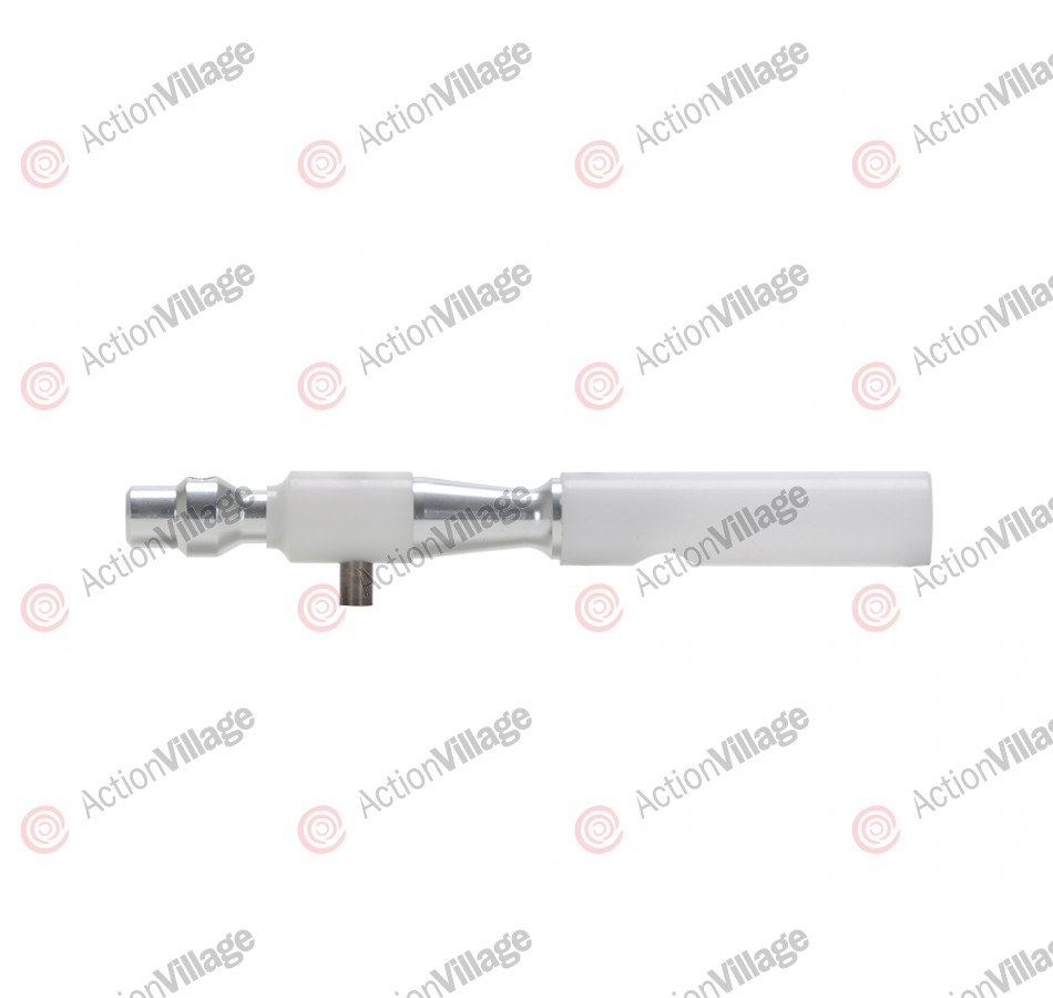 Shocktech Spyder Supafly Top Cocking Bolt - White/Silver