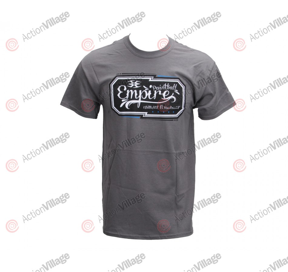Empire 2013 Vintage THT T-Shirt - Grey