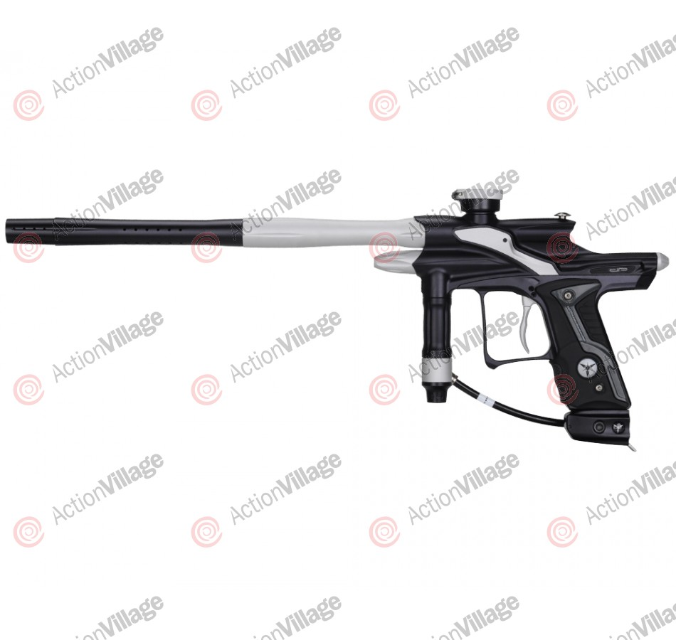 Dangerous Power Fusion FX Paintball Gun - Black/Silver
